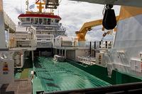Hochseefischerei modernisiert und verkleinert Flotte