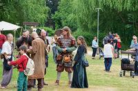 Ab ins Mittelalter