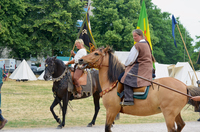 Ab ins Mittelalter - Im Sommer regieren Ritter, Handwerker und Spielleute in Bad Bramstedt