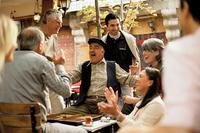 Gemeinsam unterwegs: Senioren mögen Gruppenreisen