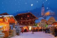 Winterwunderland im Tal der Almen