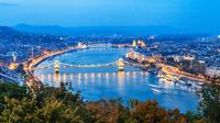 Weihnachtsstimmung auf der Donau