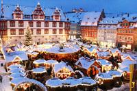 Weihnachtliche Romantik und Tradition