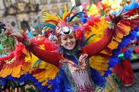 Samba-Karneval im Rausch der Liebe
