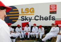 Gegen Verkauf des Lufthansa-Caterings