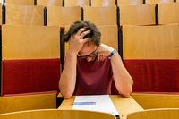 Tipps gegen die Prüfungsangst