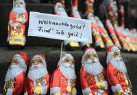 Weihnachtsgeld für die meisten Tarifbeschäftigten