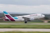 Eurowings verkleinert Flotte