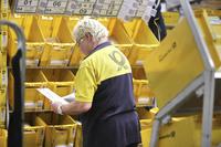 Verdi fordert 5,5 Prozent mehr Geld für Beschäftigte der Post