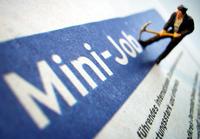 Zahl der Minijobs steigt wieder